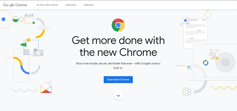 download google chrome windows 10