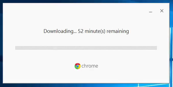 how to install google chrome on windows 10 pc